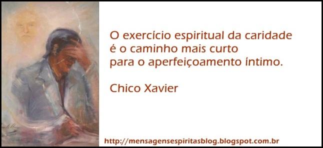 EXERCÍCIO ESPIRITUAL DA CARIDADE